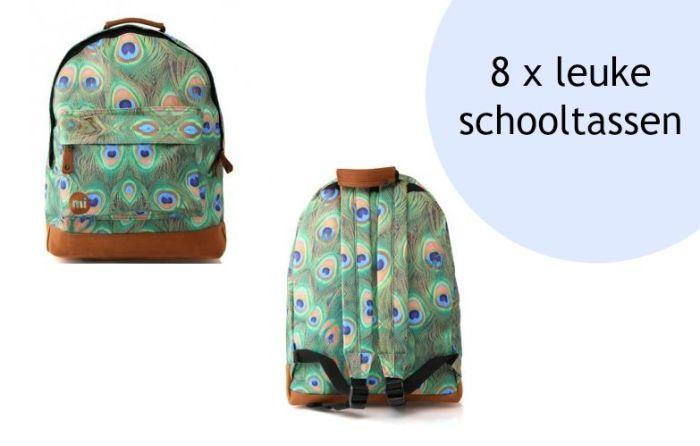 0e2b4af5822 8 x leuke schooltassen voor aankomend jaar - Suzanne Elisa